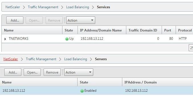 Şekil 2 - Service & Server