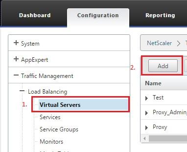 Şekil 3 - Virtual Server Oluşturma